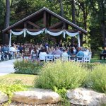 THE SPRINGS wedding ceremony outdoor