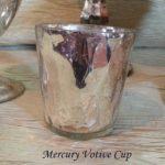Mercury Votive Cup