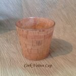 Cork Votive Cup