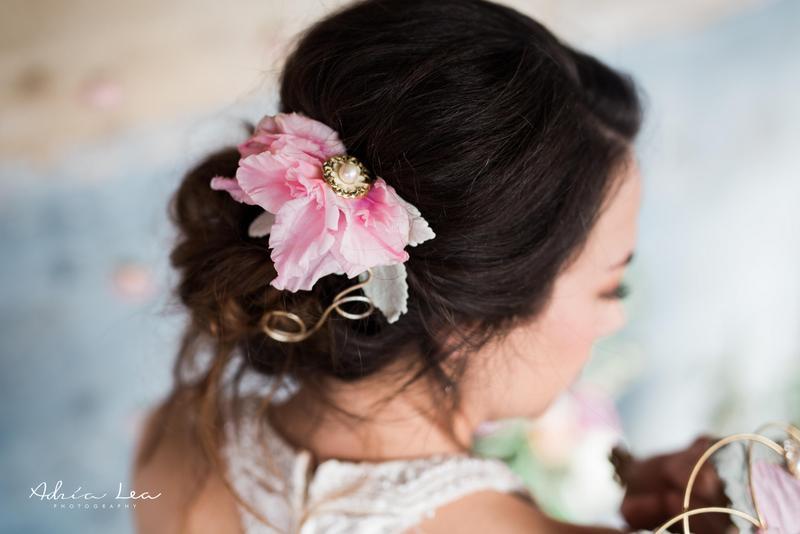 Hair Crescent Unique