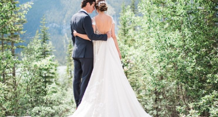 Destination wedding in Banff Canada Wedding florist wild rose events, Things to know about a destination wedding
