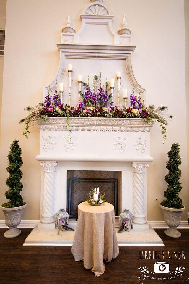 Fireplace Grand Ballroom