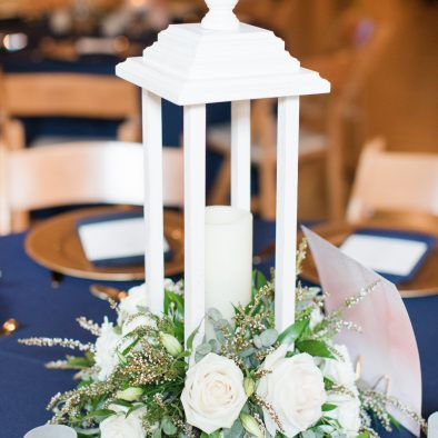 Poetry Centerpiece Lantern