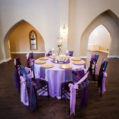 Centerpiece Castle Ballroom