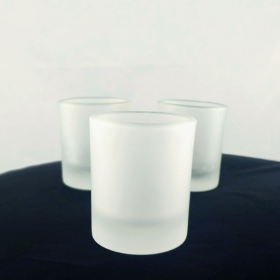 Frosted Votive Cups