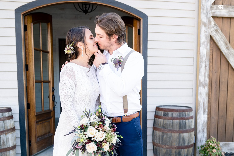 Dallas wedding florist, Wild Rose Events partnered on a wedding styled shoot at dallas wedding venue called Under the Wildwood.