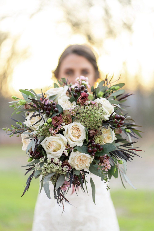 Wild Rose Events Dallas Wedding Florist at Dallas Wedding Venue Under the Wildwood