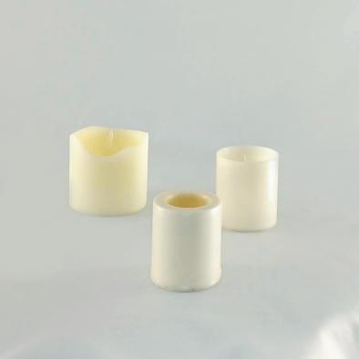 Mini Pillar Candles